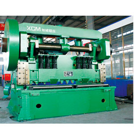 QH11 series large mechanical shearing machine