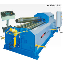 W12 series of four roller bending machine