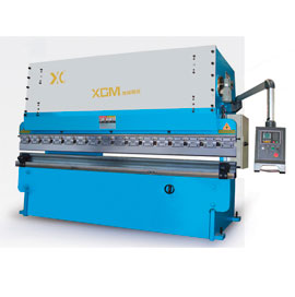 WC67Y series of anti-theft door special three cylinder bending machine